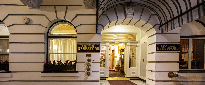 beresford hotel affordable historic hotel union. Black Bedroom Furniture Sets. Home Design Ideas